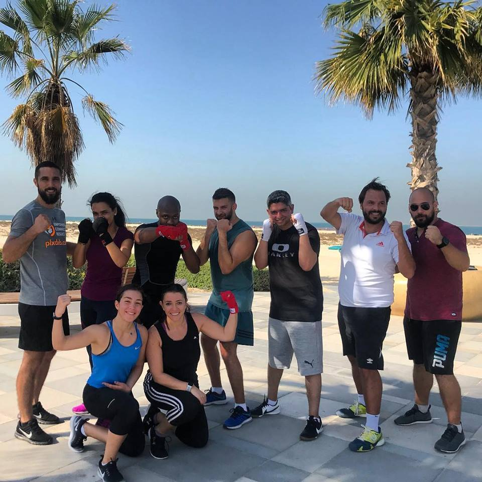 PLX DXB Strength & Mobility - Boxing - Muay Thai